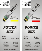 KA-POWER-MIX RED + YELLOW